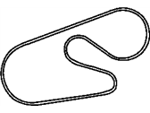 Chrysler Drive Belt - 4892173AA