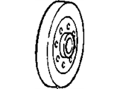 Dodge Ram Van Crankshaft Pulley - 53020229