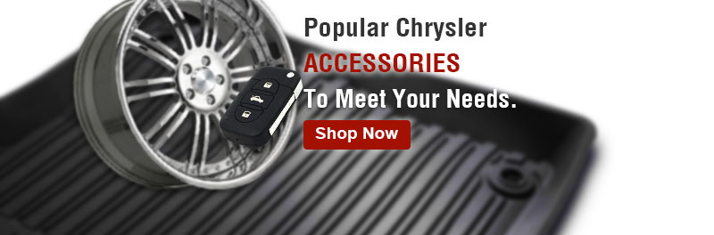 Popular PT Cruiser accessories to meet your needs